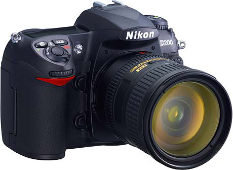 Nikon, At the heart of the image